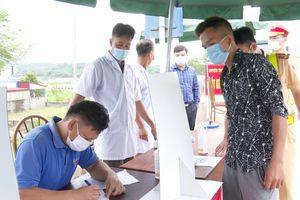Phú Thọ: Huyện Thanh Thủy quyết tâm phòng, chống dịch Covid-19 trên mọi phương diện