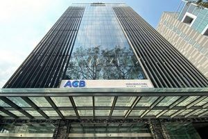 ACB: Chi phí dự phòng tăng lên gấp 5 lần, kéo tụt tăng trưởng lợi nhuận quý III