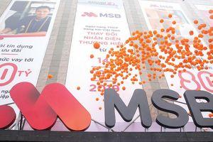 MSB khẳng định việc MSB mua 500 tỉ đồng trái phiếu của OCI là hoàn toàn hợp pháp