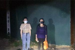 Ngăn chặn kịp thời 2 phụ nữ vượt biên trái phép ở Quảng Ninh