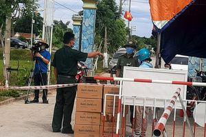 Hà Tĩnh: Ghi nhận thêm 5 trường hợp dương tính với SARS-CoV-2 liên quan đến chùm ca bệnh tại xã Thạch Long