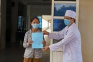 """Nhật ký từ """"tâm dịch"""" ngày 19/8: Quảng Ngãi công bố bệnh nhân thứ 3 khỏi COVID-19"""