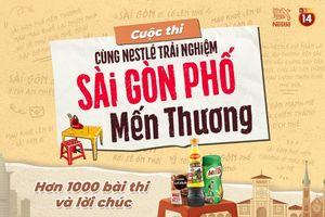"""Nestlé Việt Nam hỗ trợ hơn 8.000 phần quà đến tình nguyện viên, tiếp sức trẻ vì """"Sài Gòn mến thương"""""""