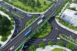 Đà Nẵng khởi công dự án 732 tỷ đồng cải tạo nút giao phía Tây cầu Trần Thị Lý