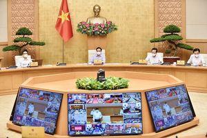 Thủ tướng chỉ đạo tiếp tục các biện pháp phòng, chống dịch COVID-19 trong tình hình mới