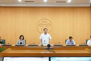 Hà Nội nâng mức cảnh báo nguy cơ dịch Covid-19 trong cộng đồng