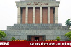 Ngừa Covid-19, tạm dừng tổ chức lễ viếng Chủ tịch Hồ Chí Minh từ 23/3